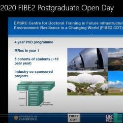 FIBE2 Open Day Session November 2020